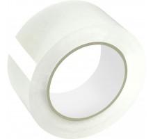 Лента упаковочная (скотч), 48 мм х 50 м, белая
