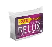 Ватные палочки Relux, 160 штук, в пакете
