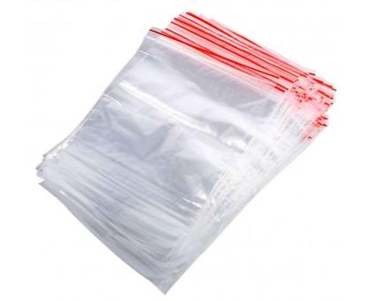 Пакет с замком Zip-lock, 5*7 см, 100 штук, OptiLine