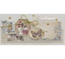 Открытка д/денег С Днем рождения! , 0216117, ArtDesign