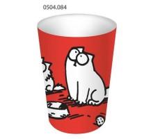 Стакан бумажный, 250мл, 0504084, Simon's Cat, ArtDesign