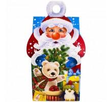 Новогодняя подарочная коробка Морозик, 500 грамм
