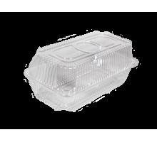 Контейнер-ракушка ПР-К-025А, (аналог ИП-25), прозрачный