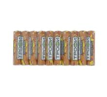 Солевые (цинковые) батарейки Трофи R03-10S (ААА), 10 шт/уп