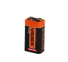 Батарейка солевая Videx 6F22 9V (крона)