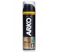 Гель для бритья ARKO MEN GOLD POWER, 200 мл