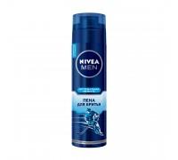 Пена для бритья Nivea Men «Экстремальная свежесть», 200 мл