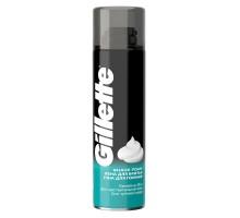 Пена для бритья GILLETTE Sensitive Skin для чувствительной кожи, 200 мл.
