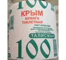"""Туалетная бумага """"Талисман 100"""""""