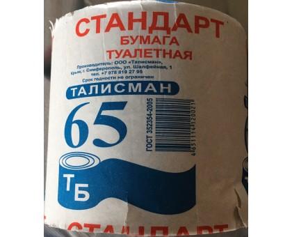 """Туалетная бумага """"Талисман 65"""""""