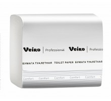 Туалетная бумага V-сложение Veiro Professional Comfort TV201