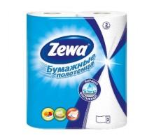 Бумажные полотенца Zewa, 2 слоя, 2 рулона