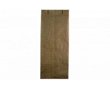 Пакет бумажный пищевой под багет, 110х50х610мм, бурый