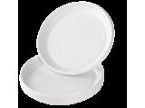 Тарелки из пластика (10)