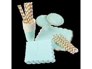 Одноразовая бумажная посуда