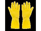 Перчатки хозяйственные латексные (10)