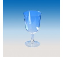 Бокал одноразовый для вина, 200 мл, цвет прозрачный, 6 шт/уп