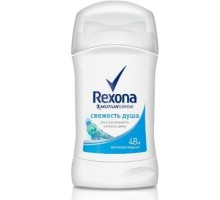 Антиперспирант-дезодорант-карандаш REXONA Свежесть душа, 40 мл