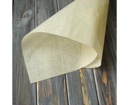 Бумага для заворачивания и запекания, 40х40см, бурая, 900 грамм, 100 листов/уп