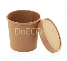 Емкость ECO SOUP, 230мл, 8С, DoEco