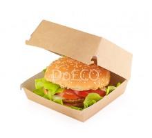 Короб под гамбургер ECO BURGER  M 100x100х60