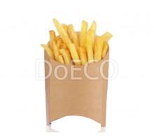 Упаковка для картофеля фри ECO FRY L 126х40х135мм