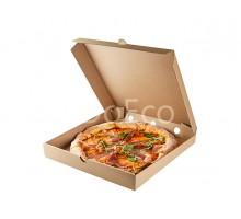 Коробка под пиццу Eco Pizza, 250х250х40, Pure Kraft, DoECO