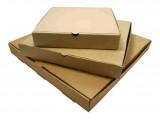 Коробки для пиццы (эко упаковка для пиццы)