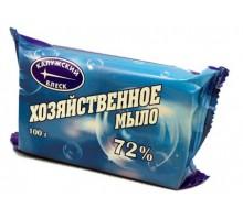 Мыло хозяйственное 72%, 200 грамм, в упаковке, Калужский блеск