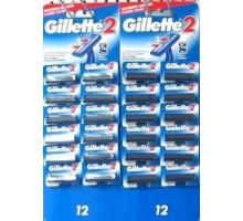 Станок Gillette одн. планшет 24шт *24/576