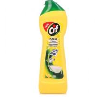 Чистящий крем актив CIF лимон 500мл *8