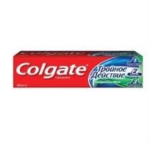 Зубная паста Colgate Тройное действие Экстра Отбеливание, 100 мл