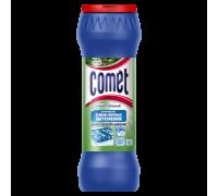 Чистящий порошок Comet Сосна, с хлоринолом, 475 грамм