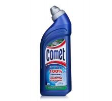 Средство чистящее для туалета Comet Сосна, 750мл