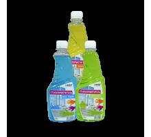 Средство для мытья стекол DISETA (запаска), Цитрус, 500 мл