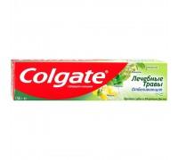 """Зубная паста Colgate """"Лечебные травы"""" Отбеливающая, 100 мл"""