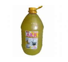 Средство для мытья посуды Лея-Mix Лимон, 5 литров