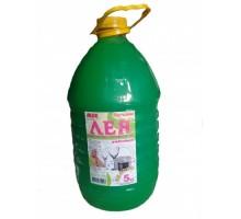 Средство для мытья посуды Лея Mix Яблоко, 5 литров