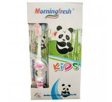 Зубная щетка MorningFresh KIDS, 4 цвета, для детей