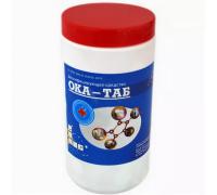 Дезинфицирующее средство ОКА-ТАБ, таблетки, 1 кг, 300 шт