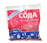 Сода кальцинированная, техническая, 400 грамм