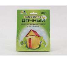 Биосостав ДАЧНЫЙ 100 грм д/выгребных ям и туалетов *28