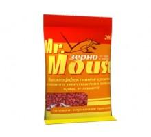 """Зерновая приманка от мышей и крыс """"Mr.Mouse"""", 200 грамм"""