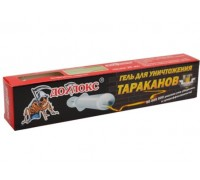 Гель от тараканов Дохлокс, 30 мл, шприц