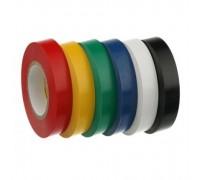 Изолента Global 7 mil, 19мм, разноцветная