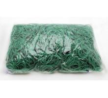 Резинка для купюр, Ф20, зеленая, 1 кг