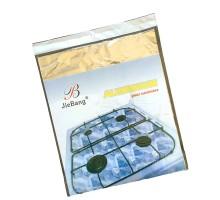 Защитное покрытие для газовых плит, фольга, 50х60 см
