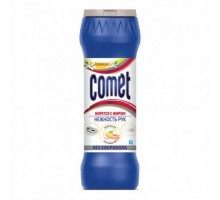 Чистящий порошок Comet Утренняя роса без хлоринола, 475 грамм
