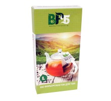 Фильтр-пакеты для заваривания чая и травяных смесей, 18*9см, 100шт