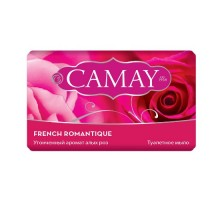 Туалетное мыло Camay French Romantique, 85 гр